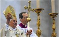 Benedicto XVI influyó en la conversión de Magdi Cristiano Allam