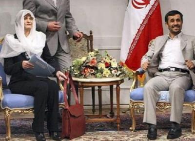 La Ministra Suiza de visita a Irán, asiste al hundimiento de Occidente