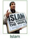"""Cómo os arrastrais y os postrais ante la """"Grandeza"""" del Islam y de los seguidores de Alá, sois unos perros"""
